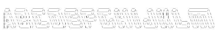 Internerd Font UPPERCASE