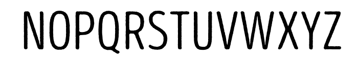 Intro Head R Base Font UPPERCASE