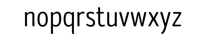 Intro Head R Base Font LOWERCASE