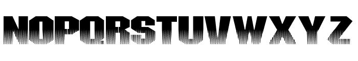 InvisibleKiller Font UPPERCASE