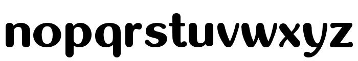 inglobal Bold Font LOWERCASE