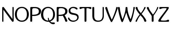 inglobal Font UPPERCASE