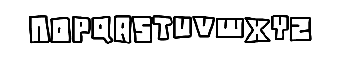 instant access Font LOWERCASE