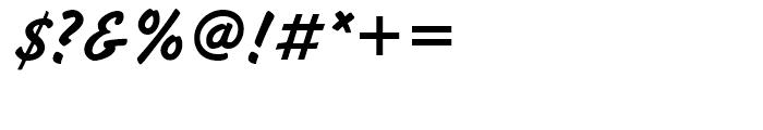 Inform Regular Font OTHER CHARS