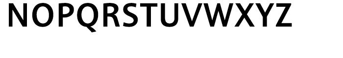 Informa Medium Font UPPERCASE