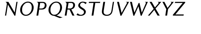 Innovage Italic Font UPPERCASE