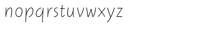 Instant 1 Vivid Font LOWERCASE