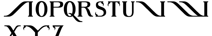Instant Tunes Regular Font UPPERCASE