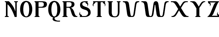 Instant Tunes Regular Font LOWERCASE