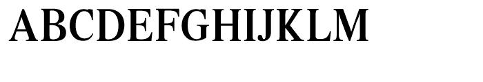 Intellecta Romana Humanistica Versalete Font UPPERCASE