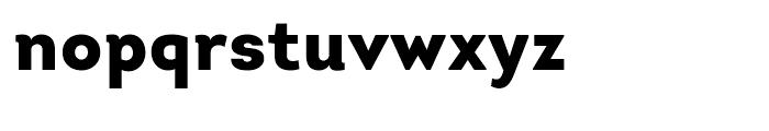 Intro Black Font LOWERCASE