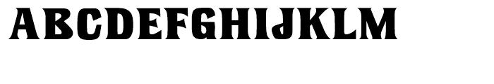Introspect Bold Font UPPERCASE