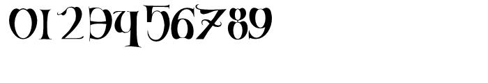 Inversion Regular Font OTHER CHARS