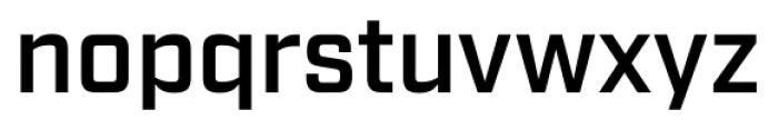 Industry Demi Font LOWERCASE