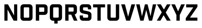 Industry Inc Base Font UPPERCASE