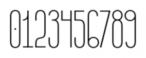 Infantometric Pro Light Font OTHER CHARS