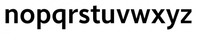 Instant 4 Slow Font LOWERCASE