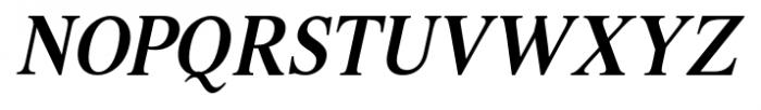 IntellectaRomanaHumanistica Regular Font UPPERCASE