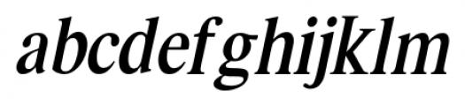 IntellectaRomanaHumanistica Regular Font LOWERCASE