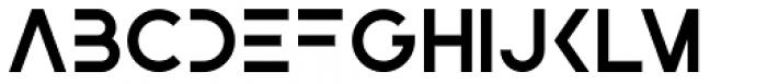 Incompleeta Regular Font UPPERCASE