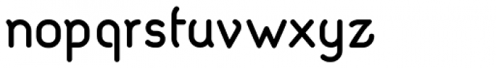 Index Pro Medium Font LOWERCASE
