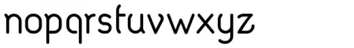 Index Pro Regular Font LOWERCASE