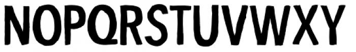 Indikation Black Font UPPERCASE