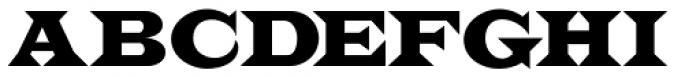 Indubitably NF Font UPPERCASE
