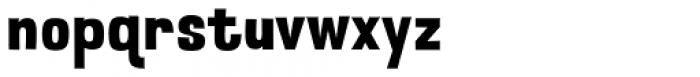 Industrial Spill Regular Font LOWERCASE