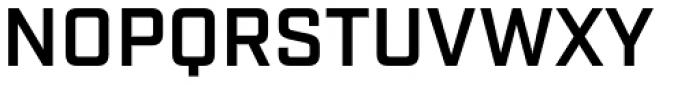 Industry Demi Font UPPERCASE