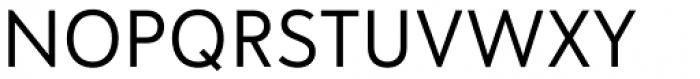 Infoma Regular Font UPPERCASE