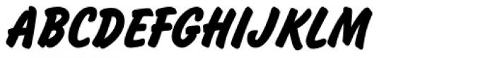 Inform Bold Font UPPERCASE