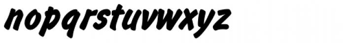 Inform Bold Font LOWERCASE