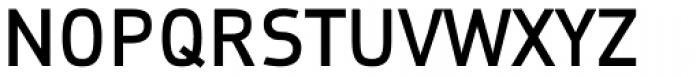 Informatic Font UPPERCASE