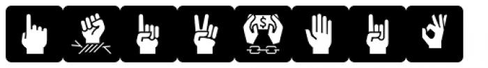 Informative Politics Black Font OTHER CHARS