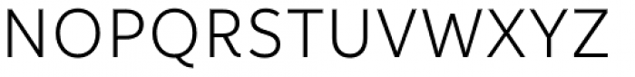 Informative Regular Font UPPERCASE