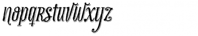 Infusion Mix Font LOWERCASE