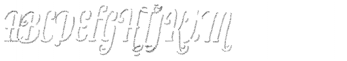 Infusion Shadow Font UPPERCASE