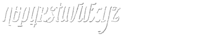 Infusion Shadow Font LOWERCASE