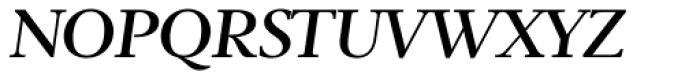 Ingleby II Bold Italic Font UPPERCASE