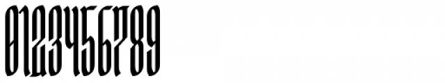 Ingot 750 Font OTHER CHARS