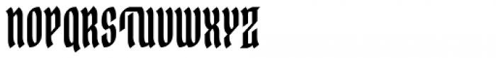 Ingot Font UPPERCASE