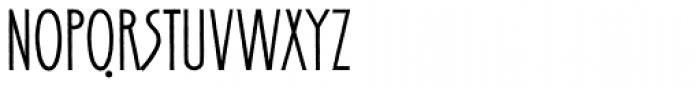 Ingram BT Font UPPERCASE
