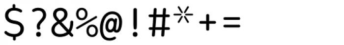 Ingrid Mono Medium Font OTHER CHARS