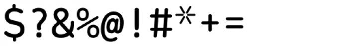 Ingrid Mono SemiBold Font OTHER CHARS