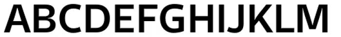 Inicia Medium Font UPPERCASE