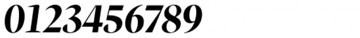 Inka A Display Bold Italic Font OTHER CHARS