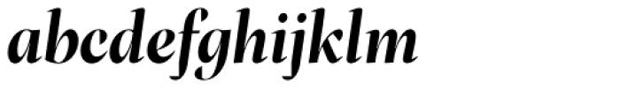 Inka A Display Bold Italic Font LOWERCASE