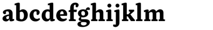 Inka A Small Bold Font LOWERCASE
