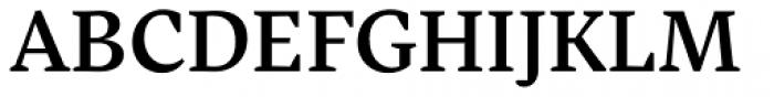 Inka A Text Medium Font UPPERCASE